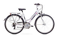 "Велосипед женский ROMET GAZELA 2.0 R28, рама 17"""