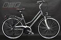 """Велосипед женский LAZARO SENATORE V2 LADY, рама 17"""", 19"""""""