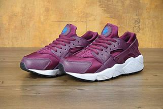 Женские кроссовки в стиле Nike Air Huarache Mulberry, фото 3