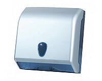 Диспенсер бумажных полотенец,V-укладка, пластик сатиновый Prestige