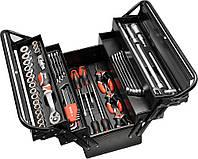 Набор инструментов Yato 62 элемента YT-3895