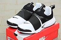 Кроссовки Nike Air Presto (черные с белым) кроссовки найк nike