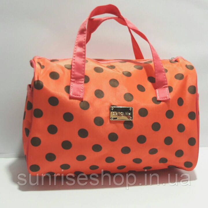 Женская косметичка несессер в форме сумки - фото 6