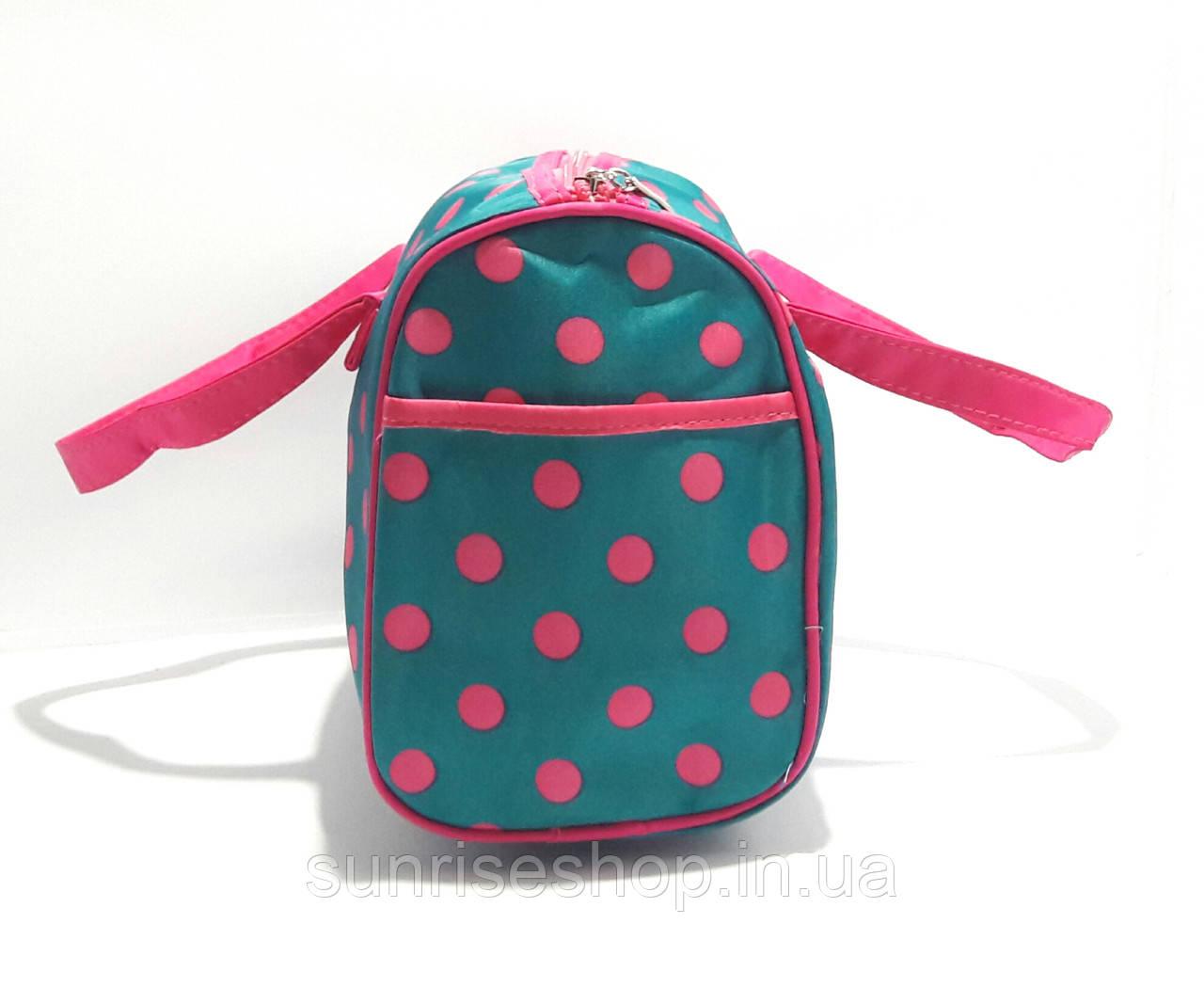 Женская косметичка несессер в форме сумки - фото 5