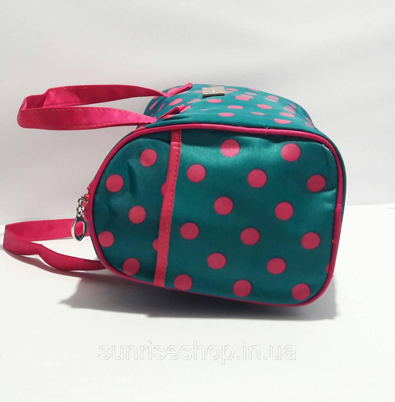 Женская косметичка несессер в форме сумки - фото 4