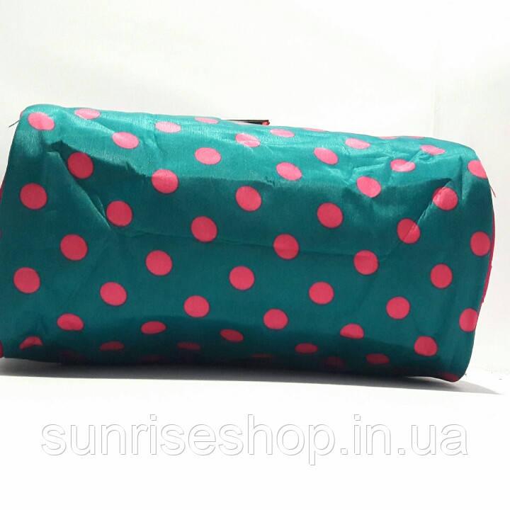Женская косметичка несессер в форме сумки - фото 3
