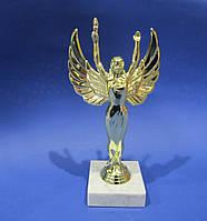 Ника (статуэтка на мраморе h-16 см)