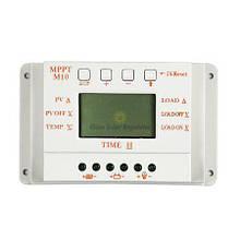 Контроллер заряда солнечных батарей МРРТ 10A