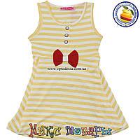 Летние платья для девочек от 2 до 7 лет (4353-2)