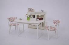 Стол раскладной Гирне 14 1350(1750)х850, фото 3