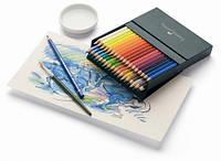 11753836 цветов АКВАРЕЛЬНЫЕ КАРАНДАШИ ALBRECHT DURER В подарочной картонной коробке Faber Castell