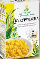 Терра Крупа кукурузная шлифованная №3 400г