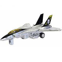 BIG MOTORS Самолет - истребитель инерционный