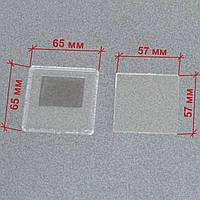 Акриловые заготовки для магнитов 65*65 мм