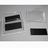 Акриловые заготовки для магнитов 97*65 мм