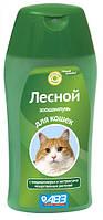 """Шампунь """"Лесной""""  с кондиционером и экстрактами лекарственных растений для кошек 180мл"""