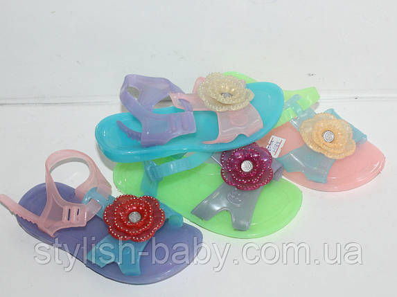 Детская силиконовая обувьТМ. ВВТ оптом (разм. с 24 по 29), фото 2