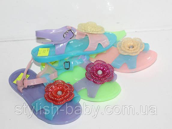 Детская силиконовая обувь ТМ. ВВТ оптом (разм. с 30 по 35), фото 2