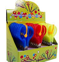 Ножницы детские С-500A (130мм), фото 1