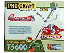 Мотокоса Procraft T5600 (original), фото 2