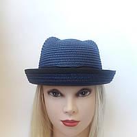 Шляпка с ушками р-ры 50-52 оптом, фото 1