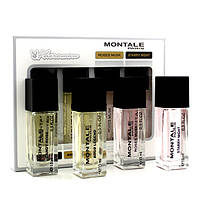 Ферамоны Montale (Candy Rose+Roses Musk+Aoud Legend+Starry Night) 4 по 15 мл