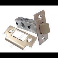 Защёлка врезная (пластик) LH 121-45-25 SN Мат. никель Box /прям/
