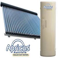 Солнечный вакуумный коллектор APRICUS(Неотепло*) AP-30 для отопления