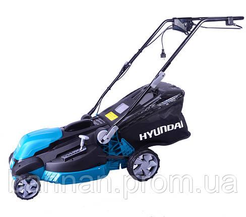 Газонокосилка электрическая Hyundai LE 4200, фото 2