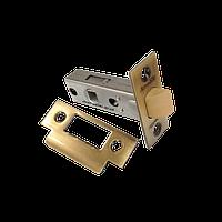 Защёлка врезная (пластик) LH 121-45-25 AB Бронза Box /прям/