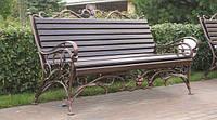 Парковые лавочки и скамейки