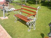 Лавочки и скамейки для парка, сада