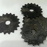 Звёздочка(шарошка) для правки кругов 55х2,0х11 мм