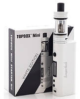 Боксмод Kangertech TOPBOX Mini Starter Kit 75W White Edition, фото 1
