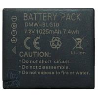 Аккумулятор для фотоаппарата Panasonic DMW-BLG10E, 1025 mAh.