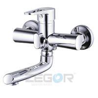 Смеситель для ванны ZEGOR PUD3