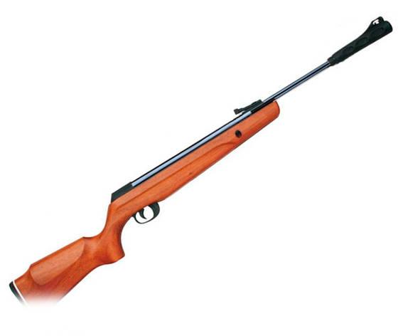 Пневматическая винтовка Magtech N2 1000 Wood Black, фото 2