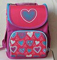 Школьный ранец 1 Вересня Heart Новая коллекция