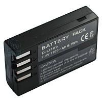 Аккумулятор для фотоаппарата Pentax D-LI109, 1100 mAh.