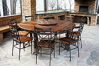 Стол для барбекю, беседки, фото 1