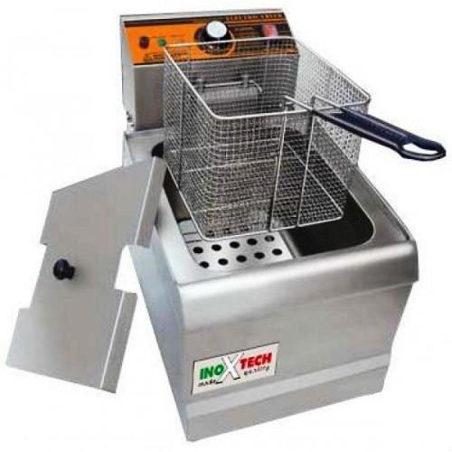 Фритюрница электрическая EF 901 Inoxtech (Италия)
