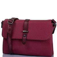 Женская мини-сумка eterno etk726-17 бордовая из эко кожи
