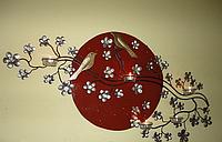 Подсвечник Сакура - декор интерьера