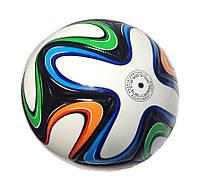 Мяч футбольный Brazuka №5, синтетическая кожа, разн. цвета