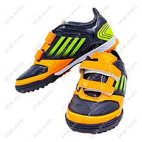 Футбольные сороконожки детские Sport OB-3412-BKO, р. 30-35