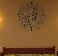 """Подсвечник """"Яблоня в цвету"""" - предмет декора интерьера, фото 1"""