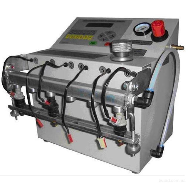 Обладнання для обслуговування паливної системи