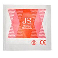 Салфетки стерильные со спиртной пропиткой 110x125 JS 1 шт