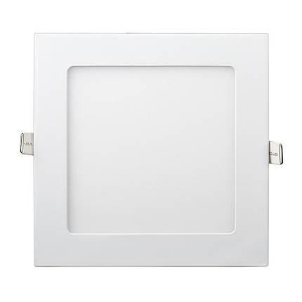 LED светильник LEZARD 12W 6400K встраиваемый квадрат, фото 2