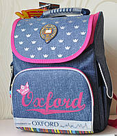 Школьный ранец 1 Вересня Oxford jeans. Новая коллекция